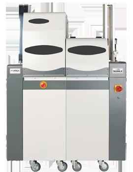 S6200LX - Die Lösung für schnellen Laserbeschriftung von Plastikkarten.