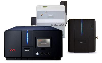 S3000 Serie - Desktop Systeme für die Direktausgabe für Bankkarten