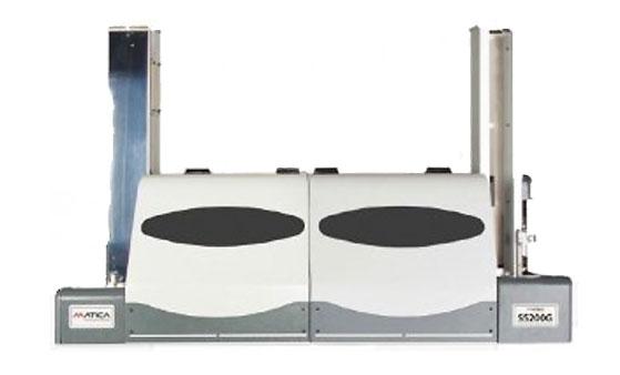 S5200G - Karten einseitig, beidseitig, monochrom oder auch vollfarbig bedrucken