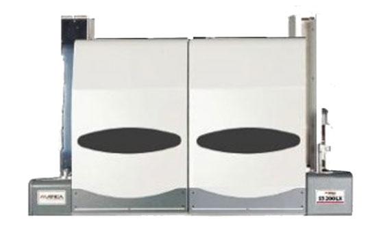Desktop Laser System S5200LX für kleine Auflagen.