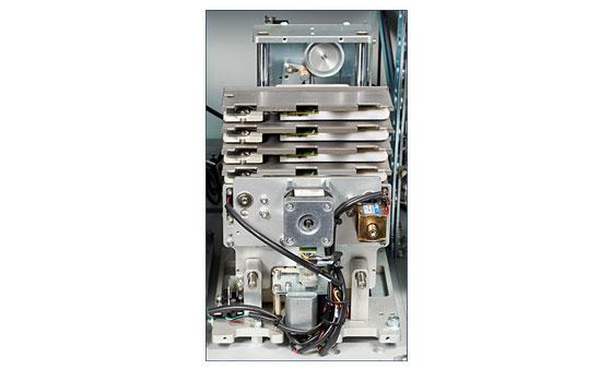 Optionen der S6000 Serie - konfigurieren Sie Ihr System genau auf Ihre Anforderungen.