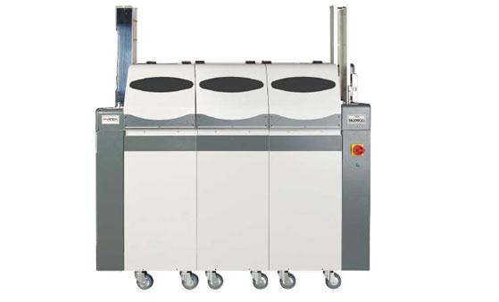 S6200GG ist der schnellste Kartendrucker mit zwei Druckwerken für beidseitigen Druck