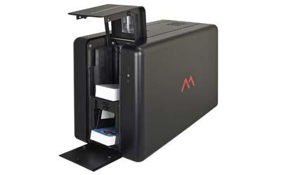 Kartendrucker für Kleinstauflagen und Einzelstücke sowie Zubehör